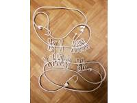 Two FREE bungee cord clothes hangers