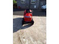 Jonsered ride on mower
