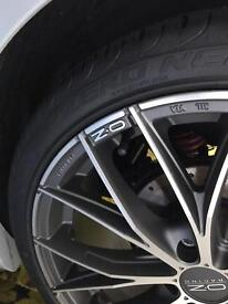 """17"""" oz wheels and tyres"""