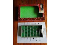 Mini football desktop travel game table