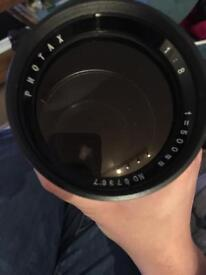 PHOTAX 1.8 f=500mm