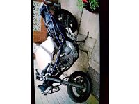 Yamaha xj600 diversion breaking