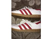 Adidas Hamburg Trainers Size 8 - Worn Once