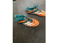 Adidas messi Astro trainers boots uk4