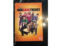 Big Bang Theory Seasons 1-5 EXCELLENT CONDITION