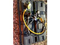 Diving regulators Apeks atx 40