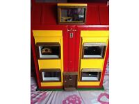 Solid Wooden Dolls House