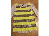 REDUCED huge girls 13 piece girls clothing bundle Gap & M&S age 10-11
