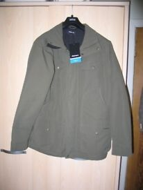 Rohan Mens New and unused Large Foundland Jacket