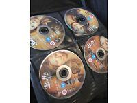 Joblot DVD