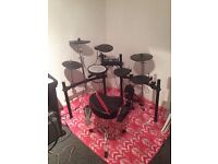 Roland TD-4 Drum Kit Excellent Condition £480