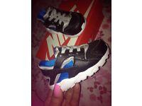 Infant Nike Air Huaraches size 4.5
