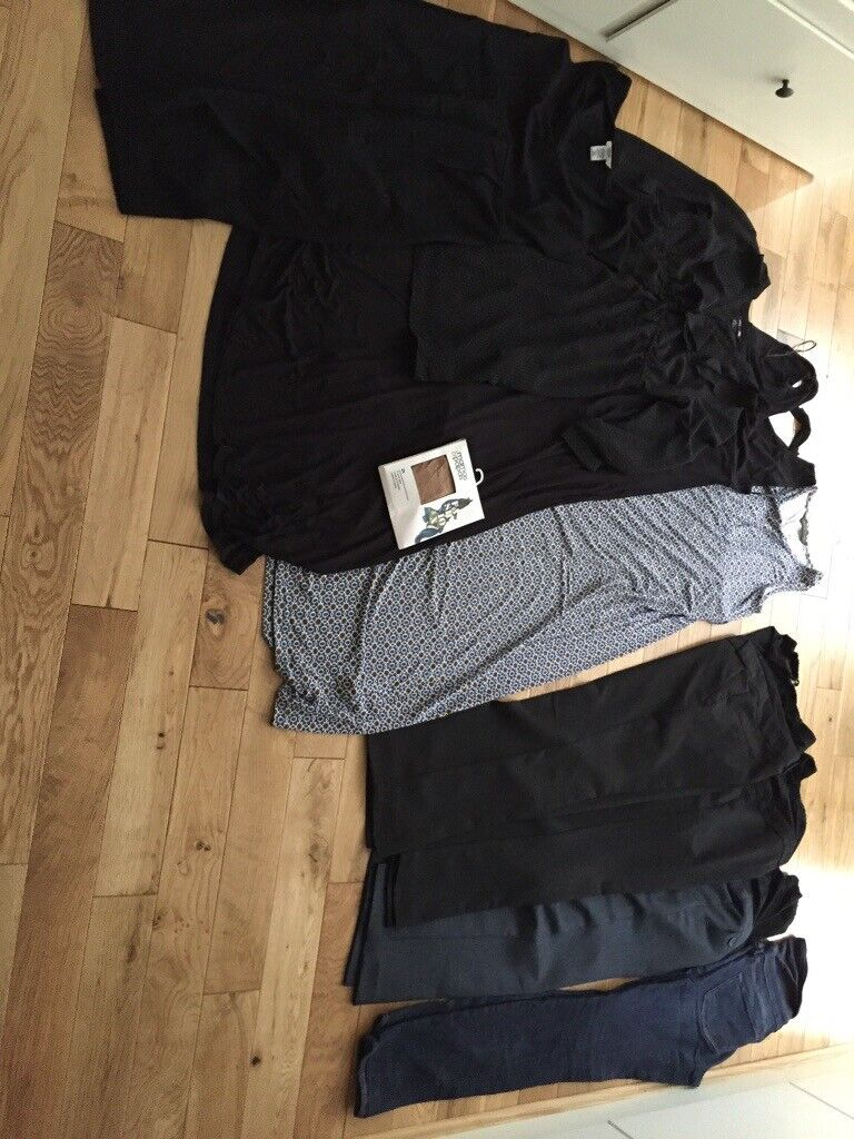 29d1ce83bc5f5 Pregnancy Maternity Clothes bundle size S/8-10 | in Sheffield, South ...