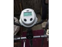 Be6100 foldable elliptical strider
