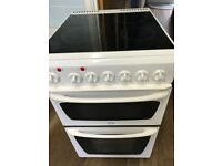 electric cooker with double oven for sale