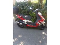 peugeot speedfight 3 50cc de-resticted