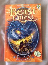 Beast Quest book
