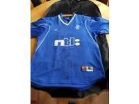 Rangers FC signed shirt