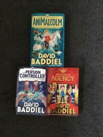 David Baddiel books for children
