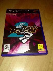 Rare Kaido Racer 2 (JDM Racing Game) PlayStation 2