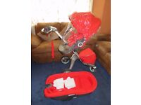 Stokke xplory v4 very good condition