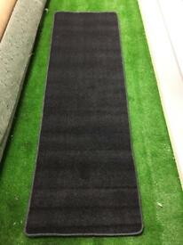 Black carpet runners cheap
