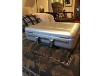 Halliburton aluminium briefcase