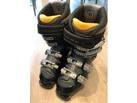 Salomon ski boots size 4 (37)