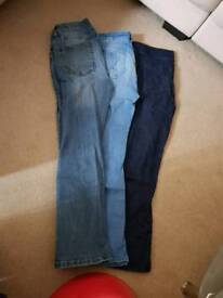 Maternity jeans petite
