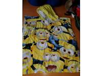 Minions towel in good condition