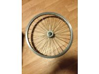 Great offer! Front brompton wheel!