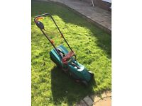 Bosch Rotak 32 Lawnmower fully working needs new home