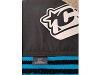 """FCS surfboard sock 6' 7"""" - AS NEW"""