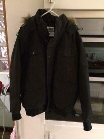 Fabric small man jacket