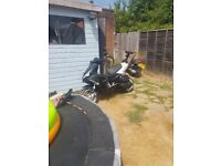 2 peugeot 50cc mopeds for sale
