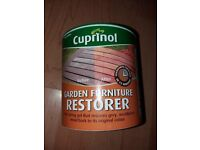 Cuprinol Garden furniture restorer gel BARGAIN!!