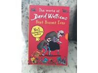 David Walliams Best Boxset Ever for children books