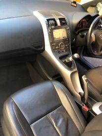 2007 Toyota Auris Clean!!