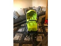 Double pushchair sold