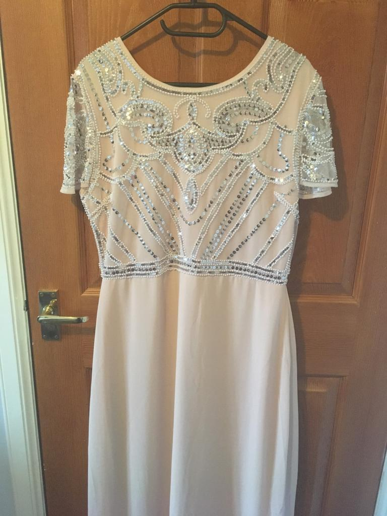Lipsy dress for salein Maybole, South AyrshireGumtree - Lipsy dress for sale really good condition! Never been worn, size 16 and a light pink colour with some lovely detail on the bust area ! Willing to post or possible pick up