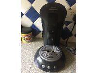Phillips Senseo Coffee Machine with one bag of coffee