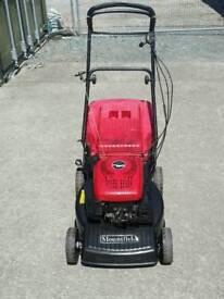 Mountfield selfpropelled petrol lawnmower in good working order