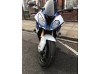 BMW S1000RR (very low mileage)