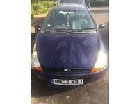 Ford KA for sale, low mileage & reliable