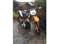 Ktm 250 exc sx road legal 2009