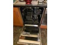 Smeg integrated dishwasher. Bargain!