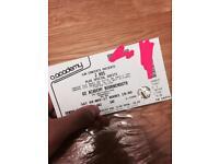 J Hus ticket