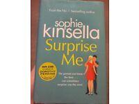 Surprise my by Sophie Kinsella