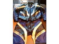 Motorbike Genuine RST Leather suit