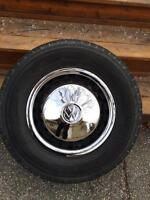 89 Vanagon Tires and Rims